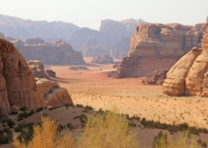 Classic Jordan Petra Dead Sea & Wadi Rum