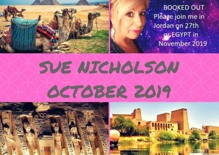 Sue Nicholson Egyptian Dreaming
