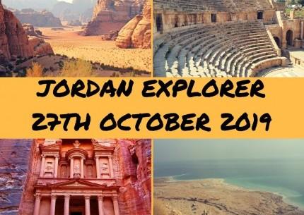 Jordan Explorer  Petra Dead Sea & Wadi Rum