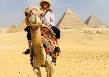 Experience Egypt with Deb Webber