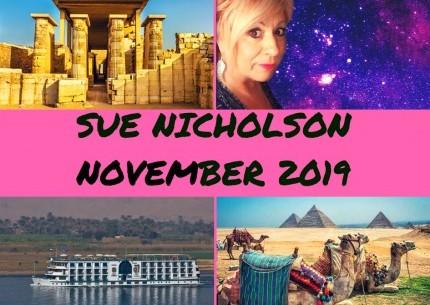 Egyptian Dreaming November
